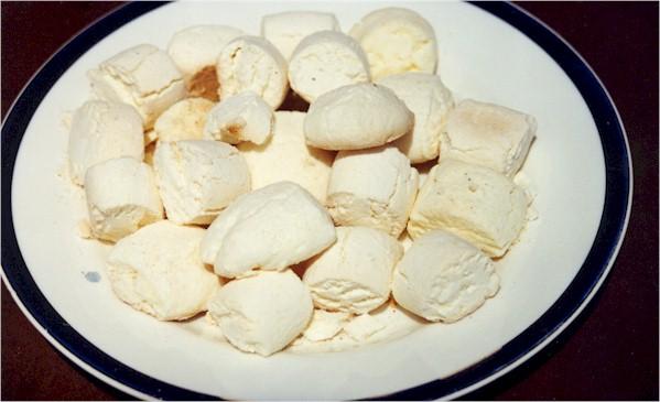 brazilian cornstarch cookies