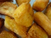 Mandioca frita (Fried Manioc or Yuca)