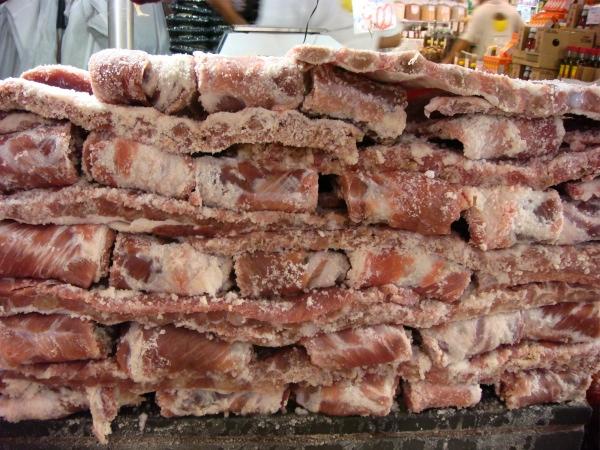 Salt pork how to cook collards