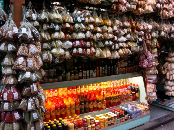 Brazilian Food Market